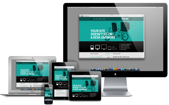 kadzoom tech responsive website design